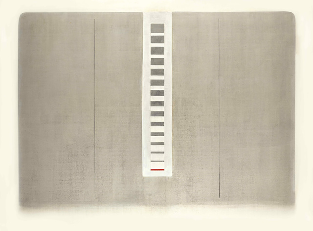 , 'Multigrafia a Nero [Multigraphy in Black],' 1972, Richard Saltoun