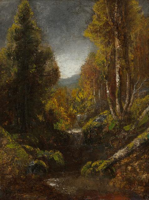 , 'The Trout Stream,' , Questroyal Fine Art