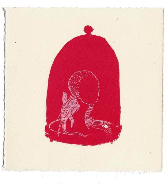 , 'Bell Jar 7,' 2013, Candida Stevens Gallery