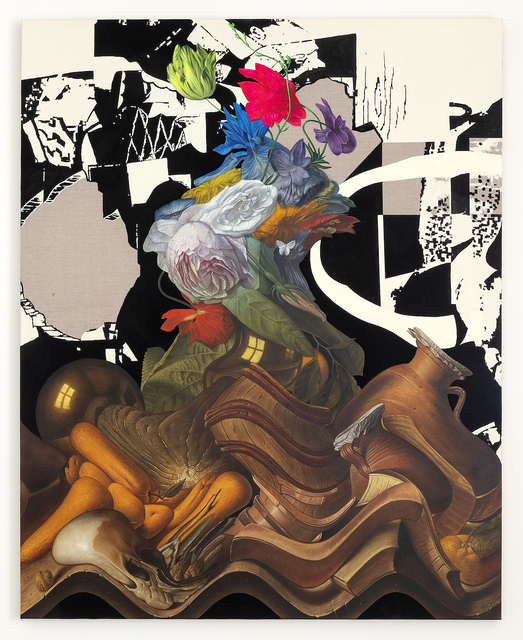 , 'Virtue is Forever Flourishing,' 2018, Joshua Liner Gallery