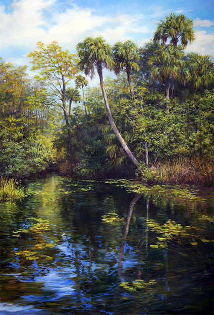 , 'Loxahatchee River,' 2017, Light Space & Time
