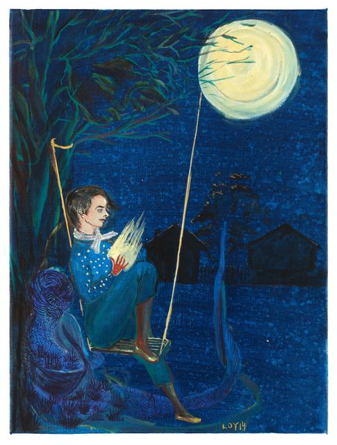 , 'Sophies Mondschaukel,' 2014, Gallery Baton
