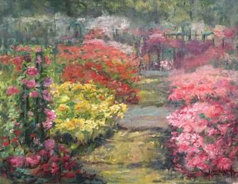 Fragant Rose Garden