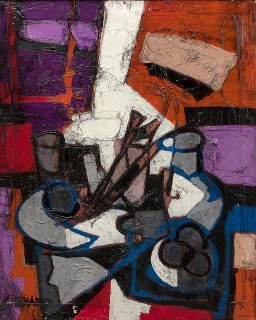 Claude Venard, 'La Table ', ca. 1940, Trinity House Paintings