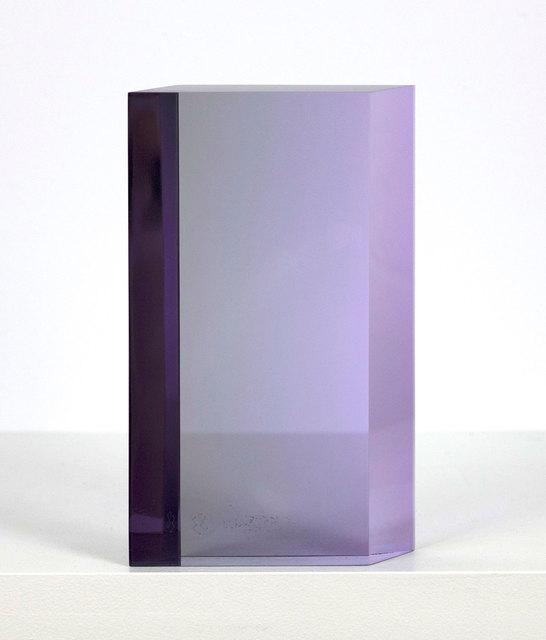 Vasa Velizar Mihich, 'Violet Gray Parallelogram', 1983, Caviar20