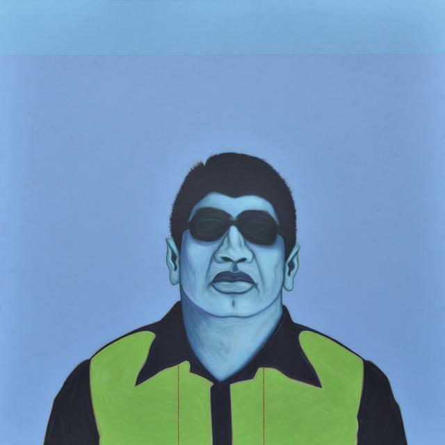 , 'Bato Azul,' 2012, Ruiz-Healy Art