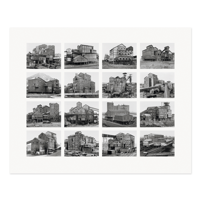 Bernd and Hilla Becher, 'Preparation Plants (Aufbereitungsanlagen)', 2009, MLTPL
