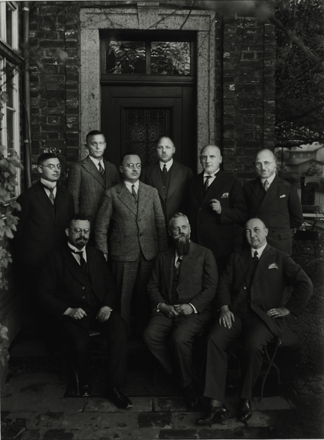 , 'Group of Mayors, 1928,' , Galerie Julian Sander