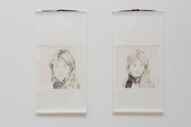 , 'Blond Painter, Blond Dancer,' 2016, Cynthia Corbett Gallery