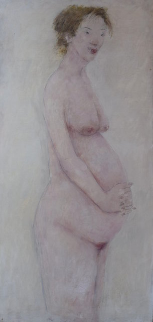 , 'Pregnant Nude,' , Gateway Gallery