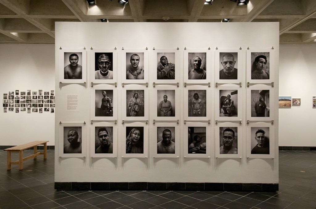 Prison Obscura. Cantor Fitzgerald Gallery 2014. Photo: Lisa Boughter