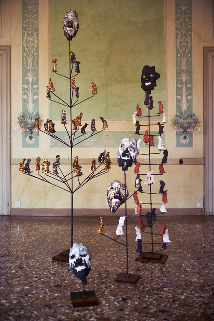 , 'Scheme for our Nature (Installation view),' 2015, 56th Venice Biennale