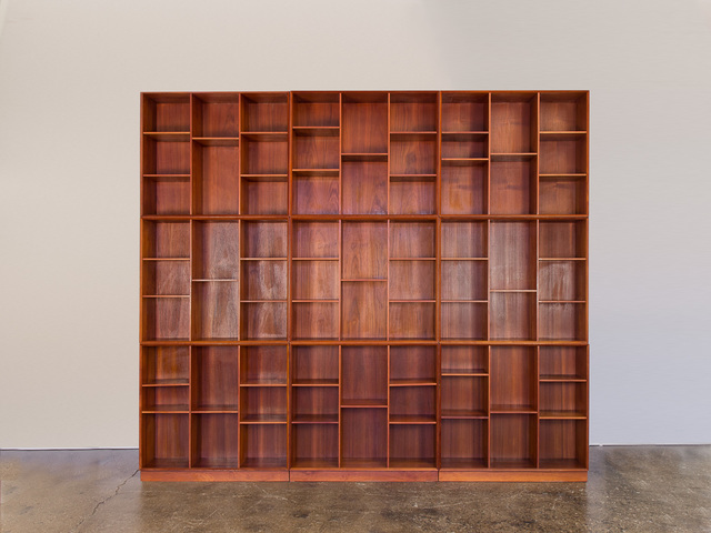 , 'Modular Wall of Stacking Bookcases,' ca. 1960, Open Air Modern