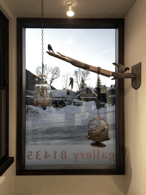 , 'Bird of Prey Branch,' 2016, Antieau Gallery