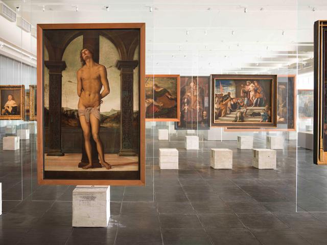 , 'Sem começo nem fim / Without beginning or end,' 2019, Galerie Ron Mandos