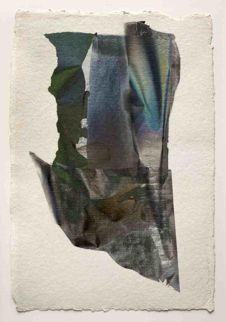 , 'SMVD #65 (Vapor Drawing),' 1989, Aaron Payne Fine Art