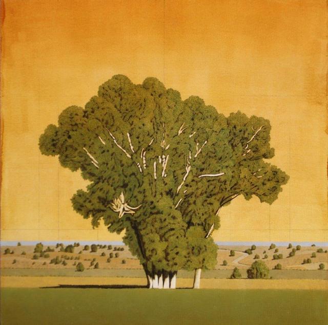 , 'Cottonwoods no.16,' 2017, Terzian Galleries