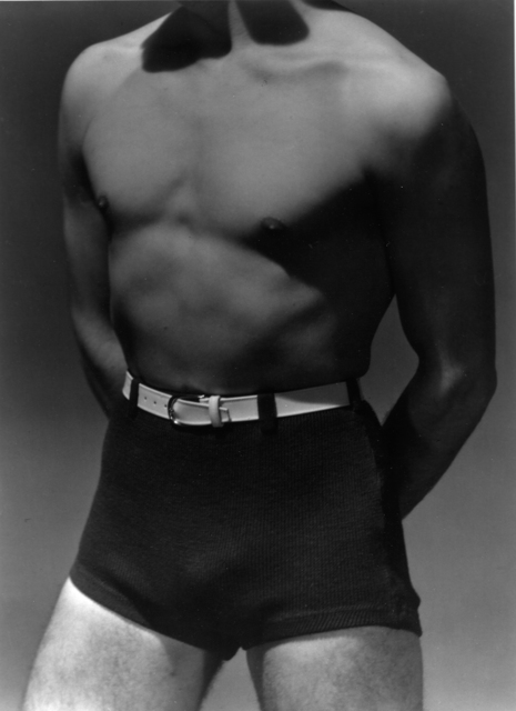 , 'Horst Torso, Paris,' 1931, Staley-Wise Gallery