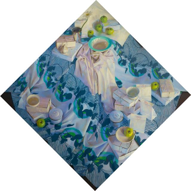 , 'Trinities,' 1988, Vose Galleries