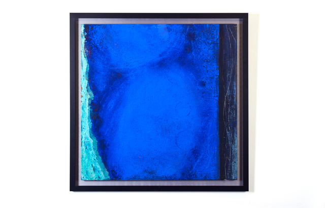 , 'An Anonym Blue ,' 2011, H.ARTS COLLECTIVE