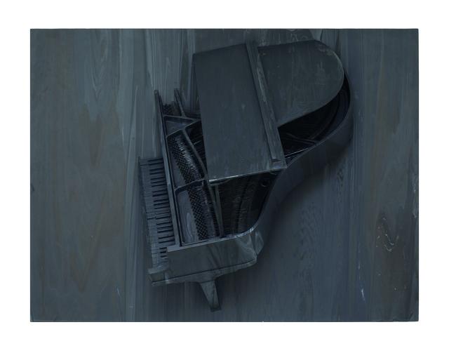 , 'Nero's Piano,' 1999, CARDI GALLERY