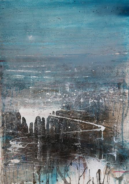 , 'Day Rambler,' 2017, Thackeray Gallery