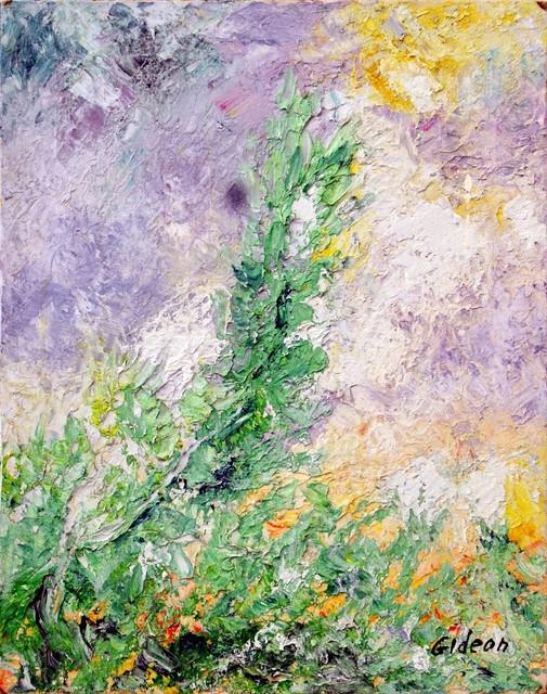 , 'Garden Green,' , Venvi Art Gallery