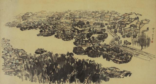 , 'Singapore River ,' , Artcommune Gallery