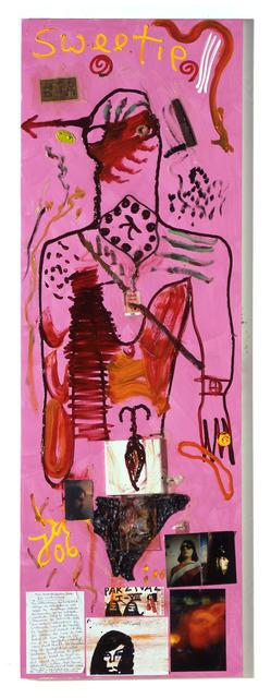 , 'Im 3. Fluß schwamm der Erntehai...,' 2006, Contemporary Fine Arts