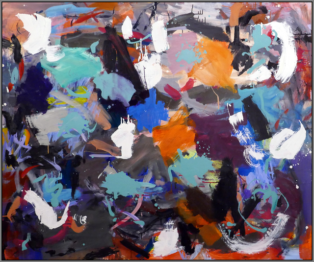, 'Ouvert No 65,' 2018, Oeno Gallery