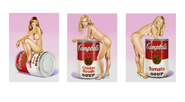 , 'Campbell`s Soup Blondes,' 2016, Aurifer AG