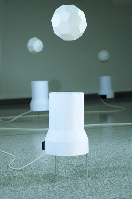 , ' How to construct an orange, II ,' 1993-2002, Galerija Gregor Podnar