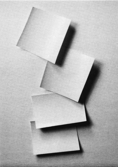 , 'white on white,' 2017, Galleri Riis
