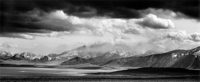 Brian Kosoff, 'Mono Lake and the Sierra', 2012, Gallery 270