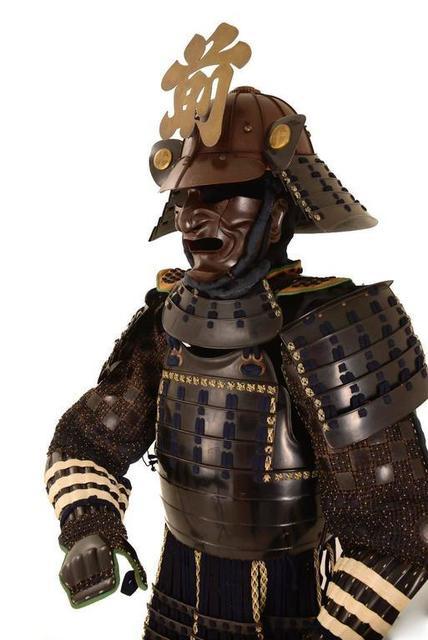 Myochin Muneharu, 'The real Last Samurai:  Shimazu clan Battle Armor made by Myochin Muneharu', ca. 1860, Ellsworth Gallery