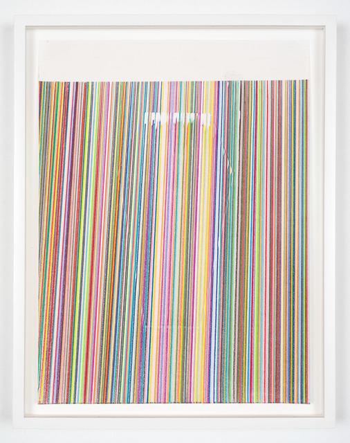, 'S,' 2016, Klowden Mann