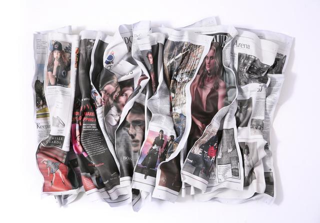 , 'New York Times Sunday Styles 9-11-16,' 2016, Galerie de Bellefeuille