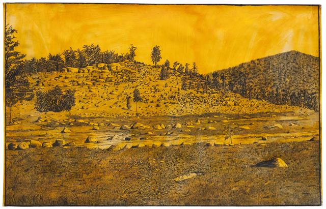, 'Little Round Top, Gettysburg,' 1986, Fleisher/Ollman