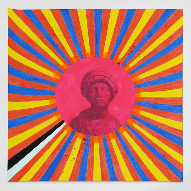 , 'Rare Coin,' 2016, Inman Gallery