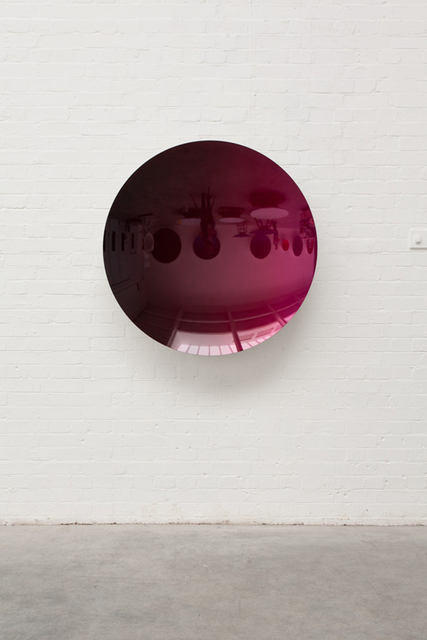 , 'Mirror (Black to Magenta),' 2015, SCAI The Bathhouse