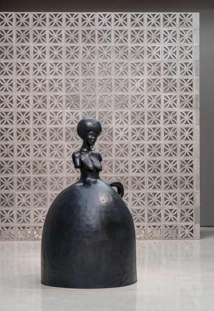 Simone Leigh, 'Jug', 2019, Guggenheim Museum