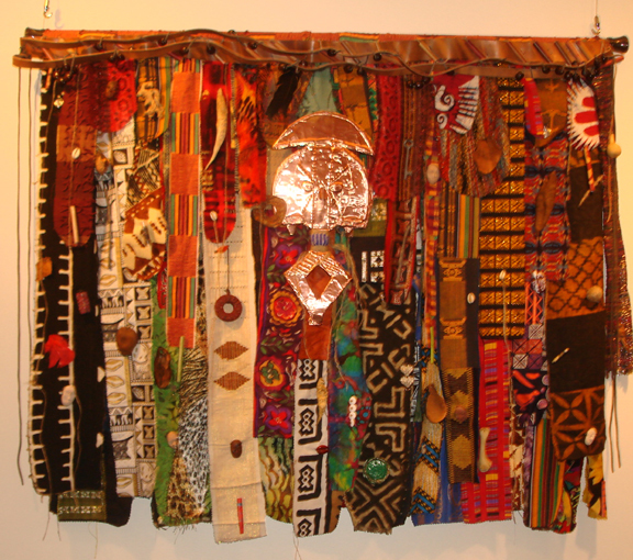 Gloria Kirk, 'Engungun Masquerade', Zenith Gallery