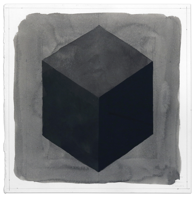 , 'Isometric Cube,' 1991, Krakow Witkin Gallery
