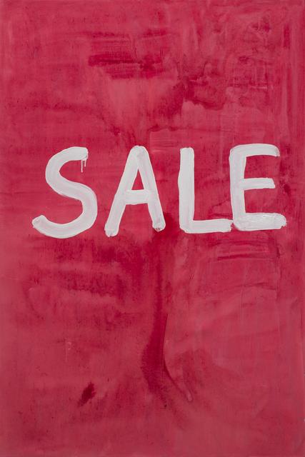 , 'Sale,' 2017, SMITH