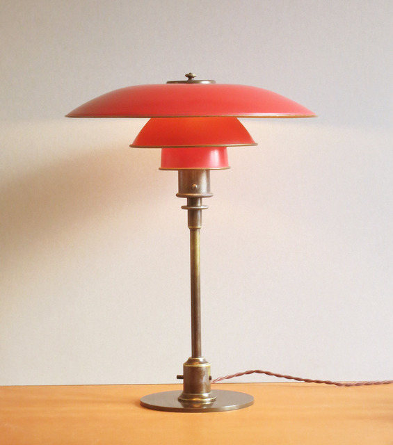 , 'PH-4/3 Table Lamp,' 1927, Vance Trimble