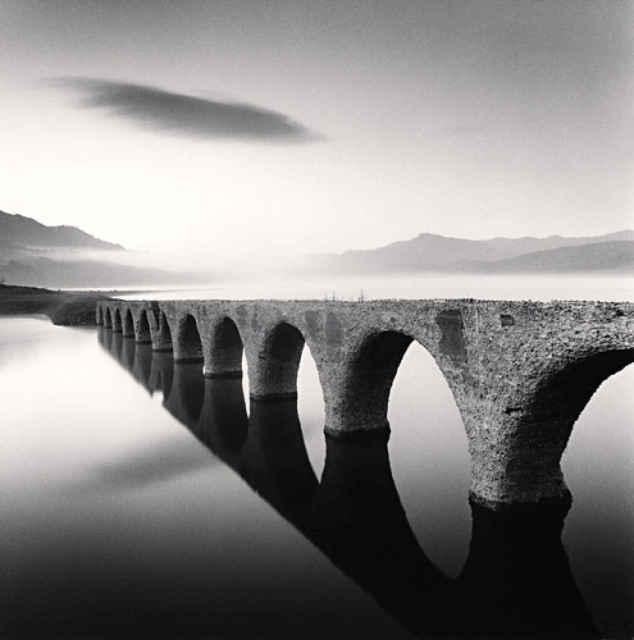 Michael Kenna, 'Taushubetsu Bridge, Nukabira, Hokkaido, Japan', 2008, Weston Gallery