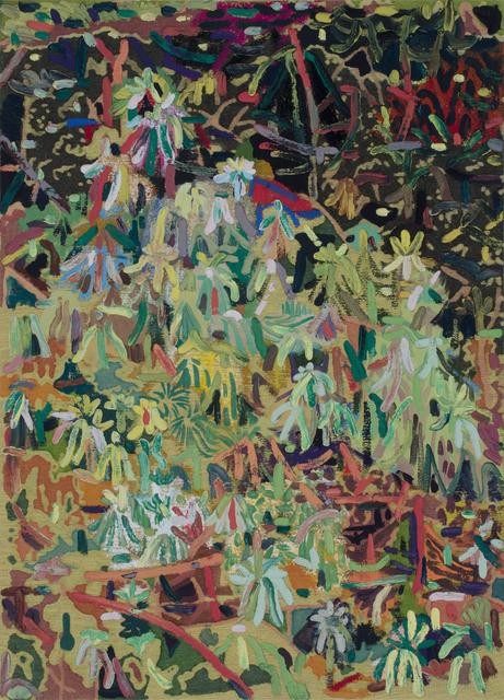 Leon Benn, 'Moss Ascending Near Sebec Lake', 2018, David B. Smith Gallery