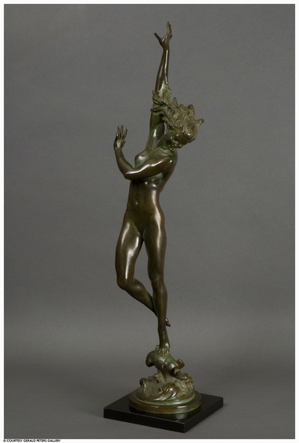 Harriet Whitney Frishmuth, 'Crest of the Wave', 1925, Gerald Peters Gallery