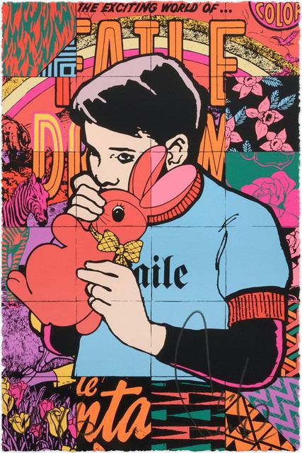 FAILE, 'Bunny Boy Dreams', 2019, Blackline Gallery