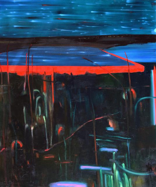 , 'Grid Space,' 2017, Fernando Luis Alvarez Gallery